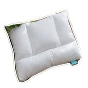 艾萊依 CXZY16001 薰衣草助眠羽絨枕 48x74cm 白色  面料:純棉 填充物:白鴨絨