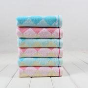 潔麗雅  毛巾8701-1 DZ:72*34cm;100克 天藍色