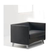 SA SF033.1.WP 单人位沙发 735*720*645*400   TP-PV10黑色