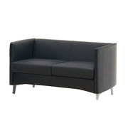 SA SF033.2.WP 双人位沙发 1300*720*645*400   TP-PV10黑色