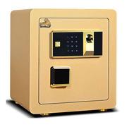 虎牌 BGDB-I-45 指纹保管箱JY-45 450mm*390mm*370mm 土豪金  电子密码+指纹锁锁 安全 防盗