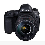 佳能 EOS 5D Mark IV 数码相机  黑色