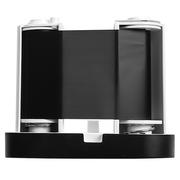 舜普 S281-30B 聚酯打印膜 30M*50mm 黑色  標簽機打印配套耗材