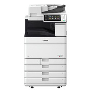 佳能 iR-ADV C5540 彩色数码高速复印机A3 复印/打印/扫描 乳白色  (双纸盒+SC软件)