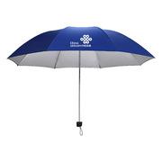 SCP CX133 加大銀膠三折晴雨傘(起訂量200) 68.5cm*8K 隨機色