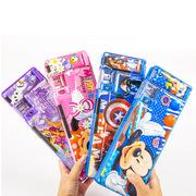 國產 P5981 多功能塑料筆盒  混色