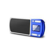 * 索愛 S-168 錄放音機 USB連接 插卡音箱 頻響范圍100 Hz--18 KHz 寶石藍