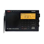 * 德生 PL-600 錄放音機 全波段 液晶顯示屏 FM頻率范圍76-108MHZ 黑色