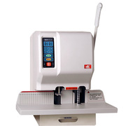 万隆 WL-50A 半自动财务装订机  白色 台