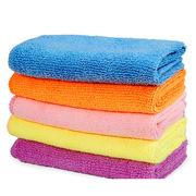 利临  纤维材质 多功能抹布清洁厨房洗碗巾吸水加厚大号洗碗布 5片装