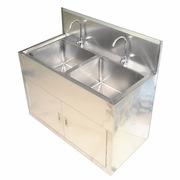 升業興 XSC-18 洗手池 1800*600*810mm 不銹鋼色 304#加厚不銹鋼