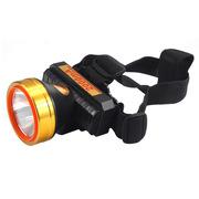 德维莱 DWL-115 LED强光头灯 58×46×73MM 黑色