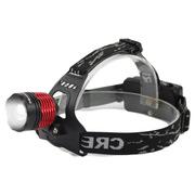 德维莱 DWL-114 LED强光远射充电头灯 49×43MM 黑色
