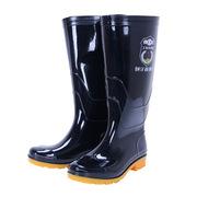 德維萊 DWL-109 PVC雨鞋 39-44碼 黑色