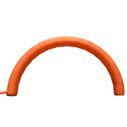 德维莱 DWL-017 充气弧形拱门 6M 橙色