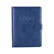 史泰博  两会活页人大笔记本 17.5*23.8CM 蓝色  OPP袋