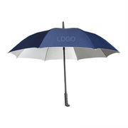 史泰博  直柄傘 23英寸不帶鉤 藍色