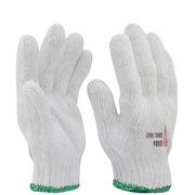 德維萊 DWL-314 棉紗勞保手套 450G 白色