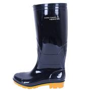 德维莱 DWL-306 PVC雨鞋 39-44码 黑色