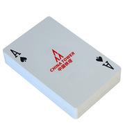 德維萊 DWL-277 撲克紙牌 紙牌桌游卡牌 58×88×18MM 白色