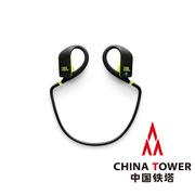 JBL E-jump 专业跑步运动无线蓝牙耳机 驱动单元尺寸:10mm 黑黄色
