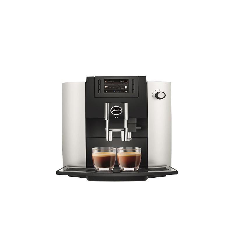 优瑞 Jura E6 全自动咖啡机 租赁服务 每月