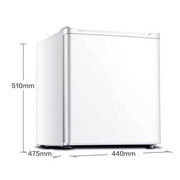 國產 BC46 國產BC46冰箱迷你型白色電冰箱46L 46L 白色 紙箱 46L