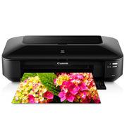 佳能 IX6780 喷墨打印机 A3幅面单打印 黑色 纸箱 分体式墨盒