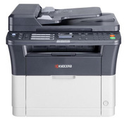 京瓷 M1025 多功能机一体机 黑白激光 黑白色 纸箱 打印/复印/扫描,A4幅面,手动双面