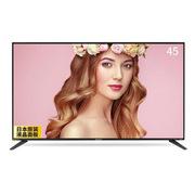 夏普 LCD-45TX4100A 电视 40寸电视 黑色 纸箱 智能电视、带操作?#20302;矨NDROID6.0