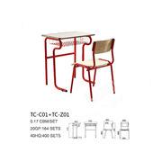 鴻基 TC-C01+Z01 單人課桌