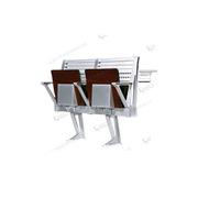 鸿基 961-1 连排课桌椅