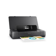 惠普 OfficeJet 200 喷墨打印机 彩色 黑色  便携彩色/支持无线打印
