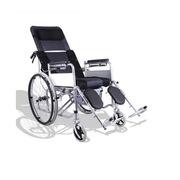 国产 恒倍舒HQT-01D 轮椅 全躺折叠
