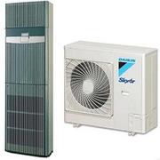 大金 C8 HU12G1 立柜式空调 大金FVQ205AB 空调  一台每包