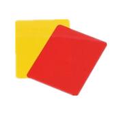 國產 ZQ-P01 紅黃牌