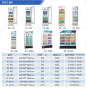海爾 SC-450G 450升 海爾超市兩門保鮮展示柜冷柜  白色