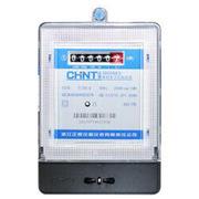 正泰 DDS666型 电能表    单相电能仪表