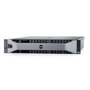 戴爾 PoweEdge R730(兩顆E5-2620/64G/600G*4/五年質保) 服務器 2U