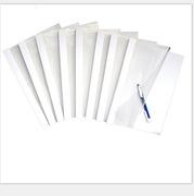 万维 万维4MM热熔封套100套/盒白色 热熔封套 4MM 热熔封套