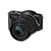 松下 DMC-GF3K (14-42mm)数码微单套机照相机