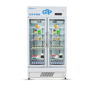 华美 LC-520D 冷藏药品展示柜 520L