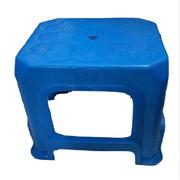 迪佳 DJ-SLZ001 塑料方凳子(顏色圖案隨機) 28x28x48cm