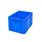 腾翔电力 540*420*240mm 周转箱(适合货架,立体库及平地使用)    蓝色