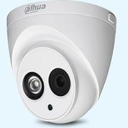 大華  網絡攝像頭 家用夜視遠程 6路   大華400萬 H.265高清poe網絡攝像頭家用夜視遠程 6路