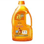 福临门 一级压榨 花生油 1.8L
