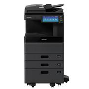 东芝 FC-2515AC e-STUDIO A3彩色复合多功能一体机    主机+自动双面输稿器+双面器+双纸盒+工作台+WIFI