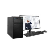 """华硕 D520MT-I3C00011(19.5""""显示器) 台式计算机"""