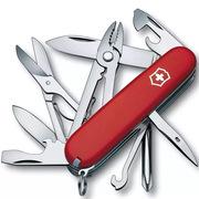 瑞士军刀 升级版1.4723 多功能刀  红色