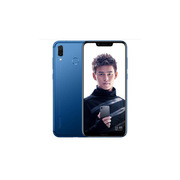 华为 荣耀PLAY 6+128g 全面屏游戏手机双卡双待 全网通版 蓝色